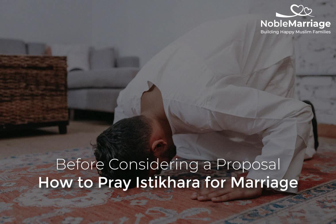 how to pray istikhara for marriage