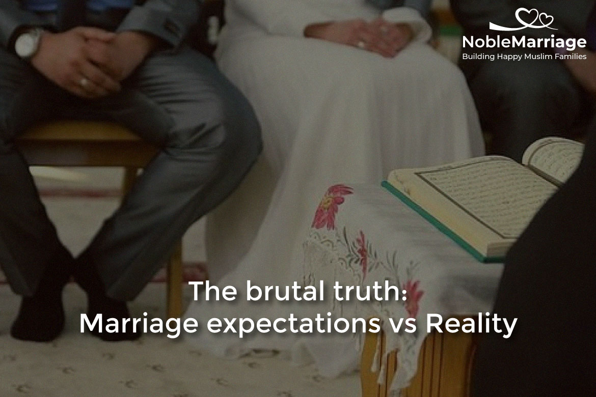 You will have an understanding about the brutal truth behind Marriage expectations vs Reality. We have discussed for your convenience, 4 pieces of advice on the reality of marriage. We discussed the truth about marriage that nobody tells us